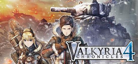 战场女武神4/3/2/1 Valkyria Chronicles 4