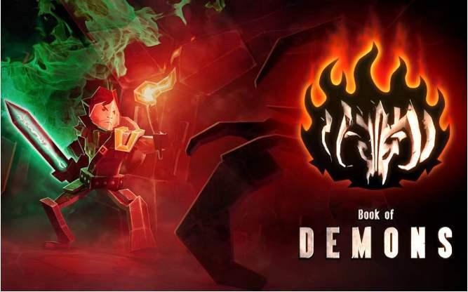 恶魔之书/Book of Demons 【v1.04支持者版】