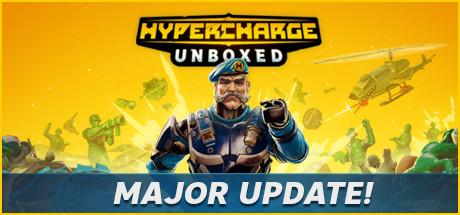 超级冲锋:开箱  HYPERCHARGE: Unboxed【新版v0.1.2341.323周年版】