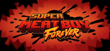 超级食肉男孩永恒/ Super Meat Boy forever