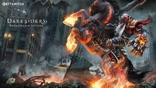 暗黑血统:战神版(Darksiders Warmastered Edition)【 v1.0_cs:2679 补】