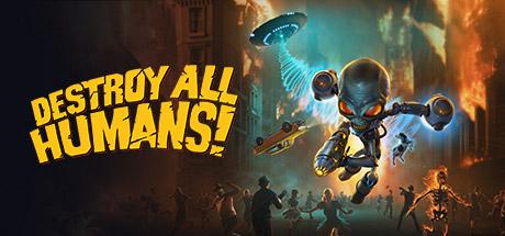 毁灭全人类:重制版(Destroy All Humans!)【新版v1.0.2550】