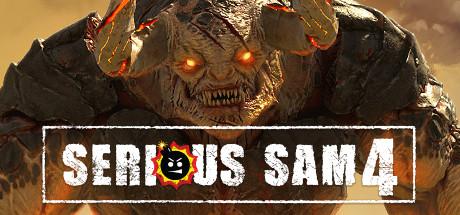 英雄萨姆4)(Serious Sam 4)【 v1.08_591667】