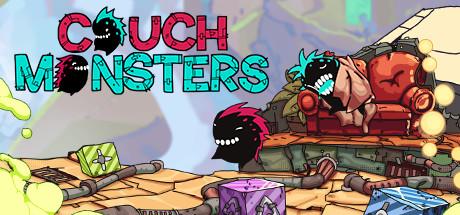 沙发怪兽(Couch Monsters)单机.同屏多人