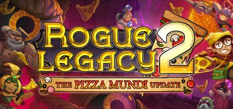 盗贼遗产2/Rogue Legacy 2【v0.1.1a】