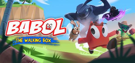 行走的盒子巴博尔/Babol the Walking Box